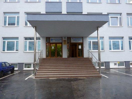 Letná 40 Košice – bývalá budova Jednoty