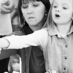Dagmar and her daughter